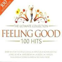Various Artists : The Ultimate Collection - Feeling Good: 100 Hits CD 5 discs