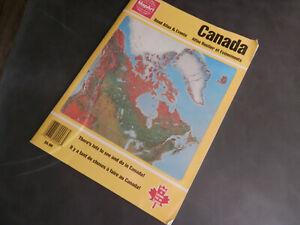 1995 MapArt Canada Road Atlas