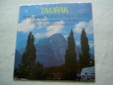 DVORAK Symphony No. 8 Neumann sealed vinyl LP