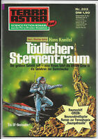 Terra Astra Nr.203 Raumpatrouille Orion - Z1-2 Science Fiction PABEL ROMANHEFT