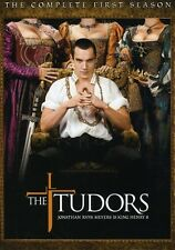 Tudors: The Complete First Season [4 Discs] (2008, REGION 1 DVD New)