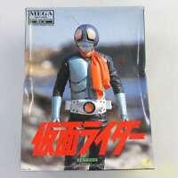 Kaiyodo first Kamen Rider No. 1 Mega PVC figure kit boxed Not assembled