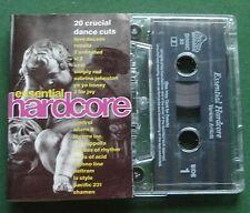 Essential Hardcore 2 Unlimited Seal SL2 Rozalla Control + Cassette Tape - TESTED