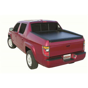 Access For 17-18 Honda Ridgeline 5ft Bed Literider Roll Up Tonneau Cover 36039