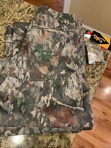 Browning Backcountry-FM TD-X Size 36X32 Pants A-Tacs Camo