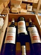 6x GOLD MEDAILLE à 0,75l Château Charon Bordeaux in orig Holzkiste 2016 13%