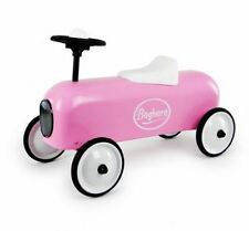 BAGHERA PINK RACER RIDE ON CAR - FREE Delivery Available