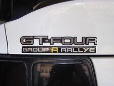 """TOYOTA CELICA ST205 ST185 ST165 GT-FOUR GT4 """"Group A Rallye"""" 3D sticker"""