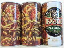 """Faxe Limited """"Vikings best friend/Seductress""""  Part 4, empty can Beer,0.9L"""