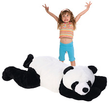 "60"" Jumbo Panda Large Plush Stuffed Animal Giant Big Toy by JOOJOO - NEW"