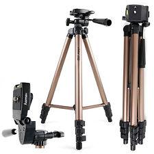 Trépied professionnel extensible et robuste pour caméscope Canon Legria Mini X