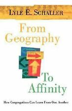 (New) From Geography to Affinity : How Congregations Can Learn from One Another