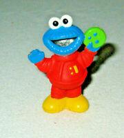 vintage Henson Figure Cookie Monster
