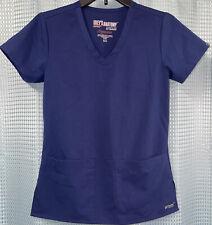 Grey's Anatomy Womens Signature 3 Pocket Scrub Top Size Xxs extra extra small