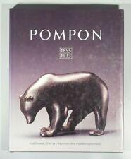 art deco book Chevillot;  Pompon 1855-1933  Francois sculpture sevres