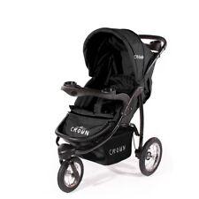 Súper liviano impresionante Jogger silla de paseo Crown carrito Bebé Niño