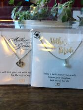 Mother Of Bride Mother Of Groom Necklace Hen Party Wedding Gift