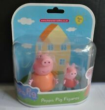 Peppa Pig Figure - Mummy and Peppa Pig Set/Playset for kids