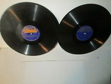 FRANK LUTHER - MOTHER GOOSE RHYMES PART 1 2 3 & 4 rare 78 rpm 2 Record Set VG