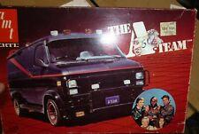Amt 6616 Original Gmc A-Team Van Kit Model Car Mountain Nib