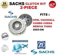 PER OPEL VAUXHALL 1.3 CDTI + 16V 2003 + SACHS 2 pezzi Kit frizione Qualità OE