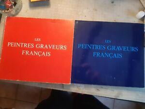 Les peintres graveurs français 2 tomes