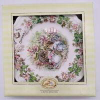 "NEW Royal Doulton Brambly Hedge SUMMER Plate Jill Barklem 1982 Bone China 8"""