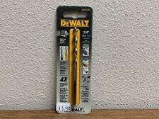 Dewalt Cobalt Pilot Point Drill Bit