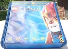 LEGO CHIMA Battle Case Storage Zip Bin zippered play set NEW landscape holds 400