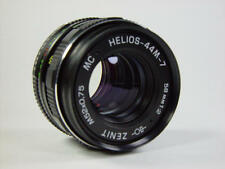 Exc++ ! MC HELIOS 44M-7 2/58 M42, Canon EF EF-S confirmation chip. s/n 91258649