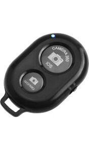 Bluetooth Remote Control Camera Selfie Shutter Stick for iphone, Android phones