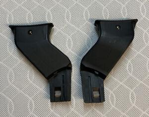 Britax B-Agile Double Click & Go Car Seat Adapters For Britax Car Seat