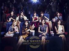 Girls Generation: Complete Video Collection (DVD, 2012, 2-Disc Set) NEW