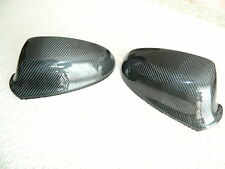 Opel Astra J Carbon Spiegel Spiegelkappe Mirror Cover Replacements Housing OPC