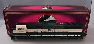 MTH 20-2154-1 BNSF SD-70 MAC Diesel Locomotive #9720 with PS1/Box