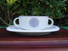 Rosenthal Suomi LONG LIFE Cream Soup Bowl & Underplate