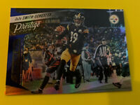 JUJU SMITH SCHUSTER 2019 Panini Prestige Xtra Points Insert Parallel Steelers
