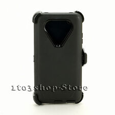 OtterBox Defender Rugged Hard Shell Case w/Holster Belt Clip for LG V20 (Black)