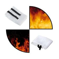 1MX1M Emergency Survival Fire Shelter Fire Blanket Extinguishers-Tent
