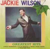 JACKIE WILSON - GREATEST HITS - CD