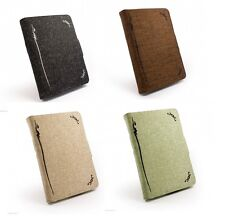 Tuff Luv Natural Hemp Case Cover for Amazon Kindle Fire (not Compatible With Hd) Desert Sand Brown C5 20