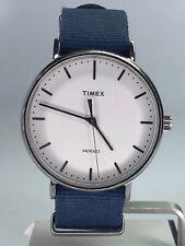 Vintage Mens Timex Indiglo WR 30M Watch