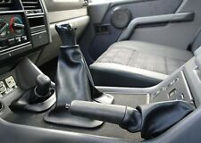 Land Rover Discovery 1 + 2 Gear Stick Gaiter Kit - Genuine Exmoor Trim EXT014-3