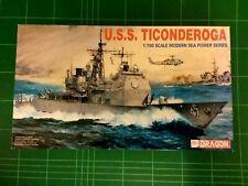 Dragon 1/700 U.S.S. Ticonderoga