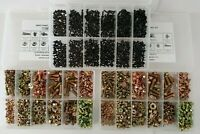 NUT & BOLT KIT 1000pc  Datsun 1000,1200,1600,510,180b,200b,240,260,280Z,Coupe