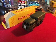 dinky-toys militaires Camion Berliet N 80 D