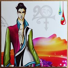 ALBUM CD PROMO - PRINCE - 20TEN - NPG RECORDS - 2010 - TRES BON ETAT