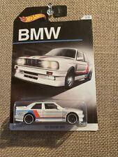 Hot Wheels 2016 Bmw Walmart Excl. '92 Bmw M3 2/8 Vhtf Nice Card