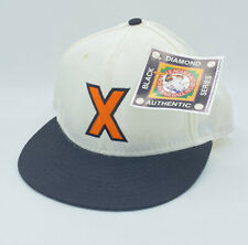 NWT  Vintage Cuban X Giants Fitted Hat Negro Leagues Cap Malcolm X Spike Lee