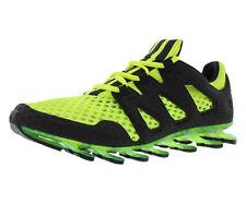 NEW Adidas SpringBlade Pro Fluorescent Yellow Black Mens US 9.5 UK 9 43 1/3